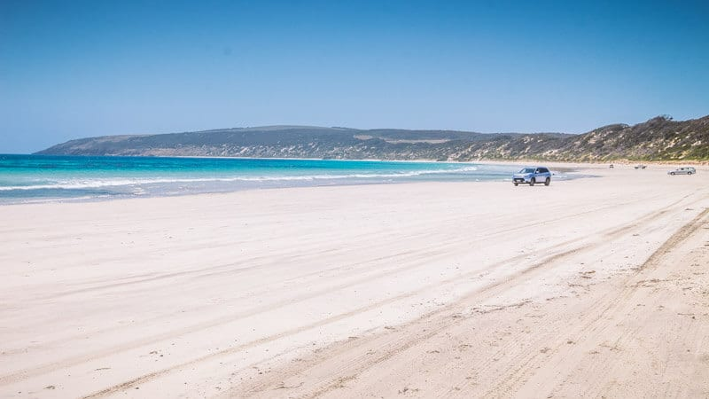 Emu Bay is one of the best beaches on Kangaroo Island. Click to read more tips