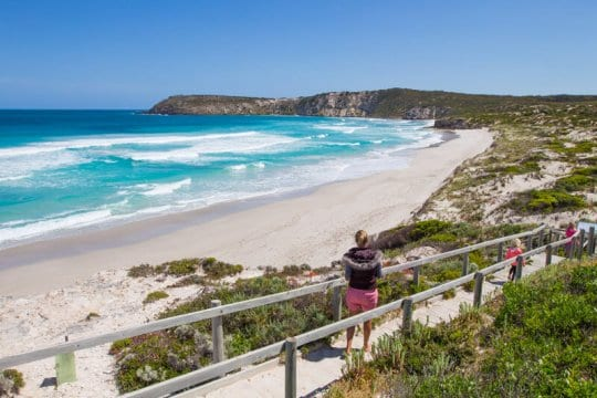 Pennington Bay is one of the best beaches on Kangaroo Island. Click to read more tips