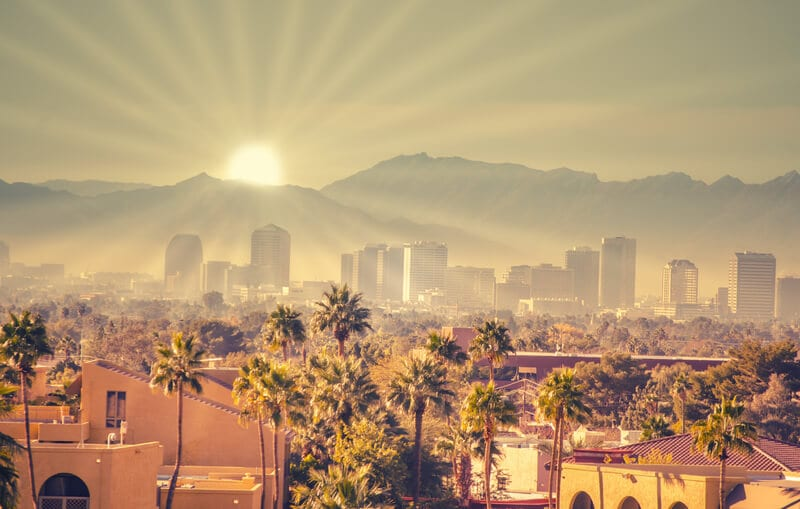 Visit Phoenix - one of my travel bucket list destinations for 2017