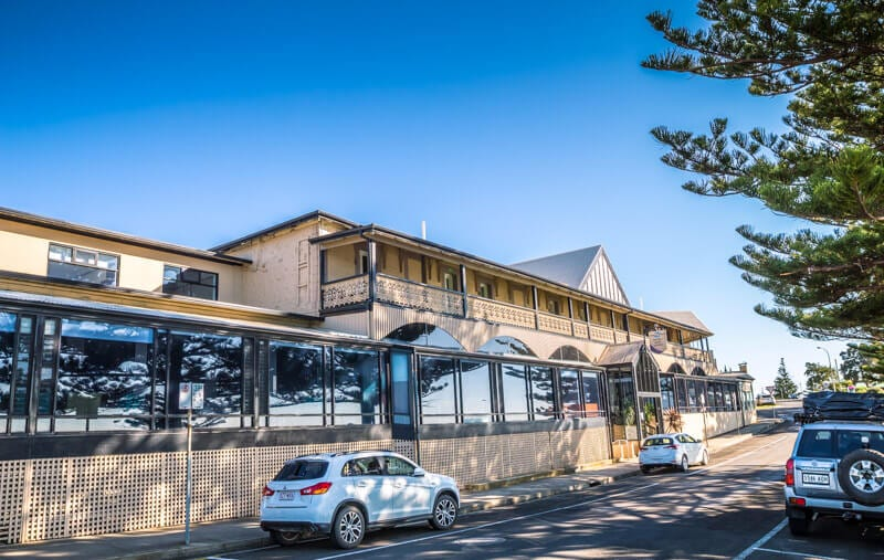Places to stay on Kangaroo Island