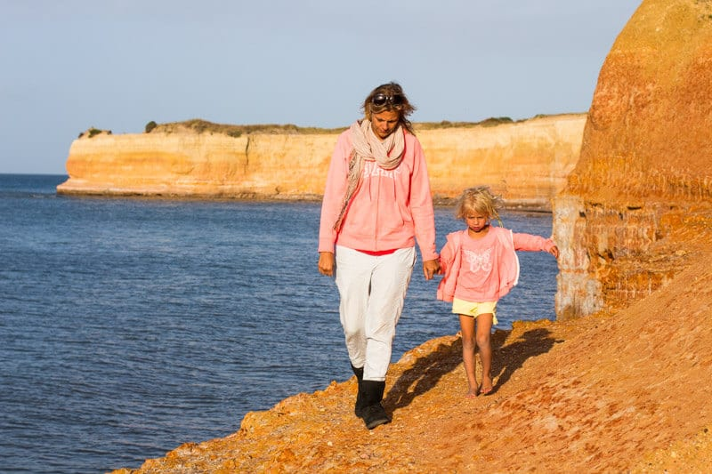 Redbank Cliffs in American River is one of the secret hidden gems on Kangaroo Island. Click to read more tips