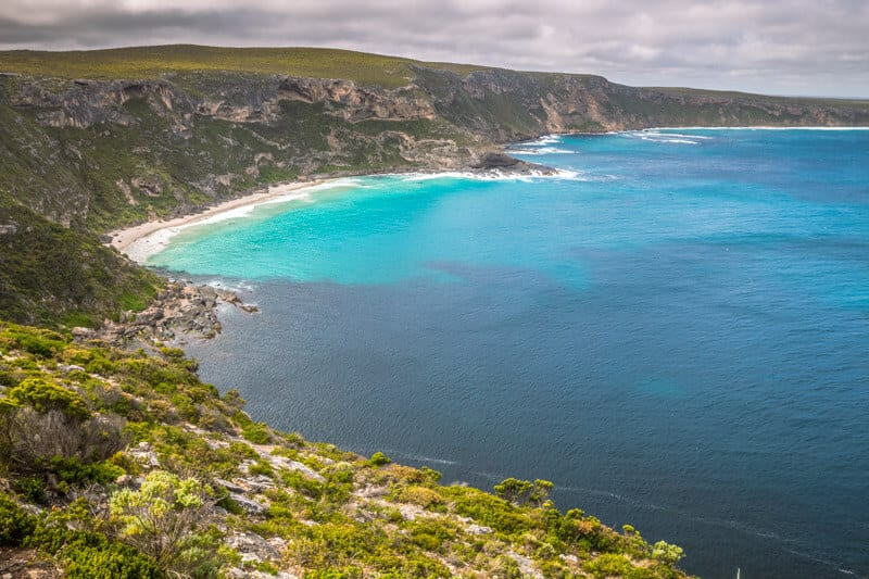 Weirs Cove in the Flinders Chase National Park is a highlight of Kangaroo Island. Click to read more things to do on a Kangaroo Island road trip