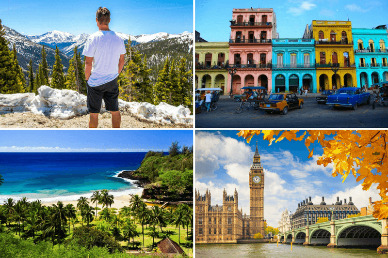 On our travel bucket list for 2017
