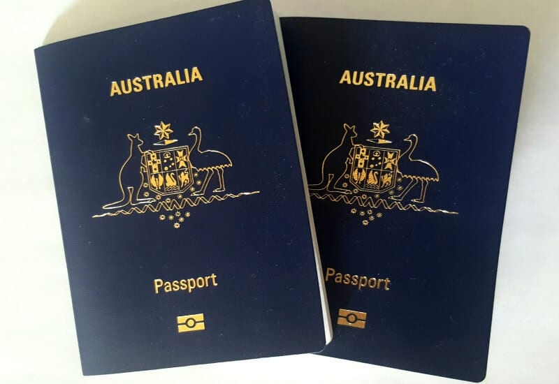 Check your passport before traveling.