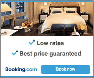 Search accommodation on Booking.com