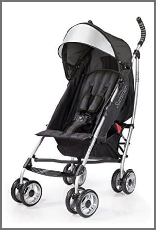 Infant 3Dlite Convenience Stroller - one of the best travel gear for kids