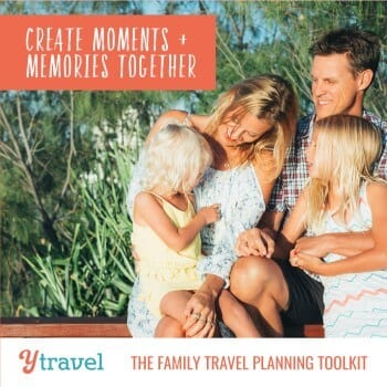 The Family Travel planning toolkit