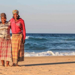 Friendly locals - one of the best reasons to visit Mozambique