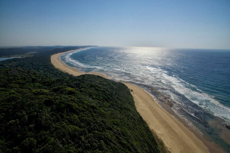 When you visit Mozambique don't miss the endless coastline