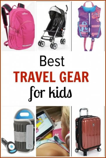 30 best travel gear for kids keep them happy safe for Travel gear for toddlers