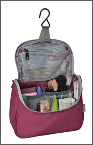 Mountaintop Hanging Travel Toiletry Bag - one of the best travel gear for kids