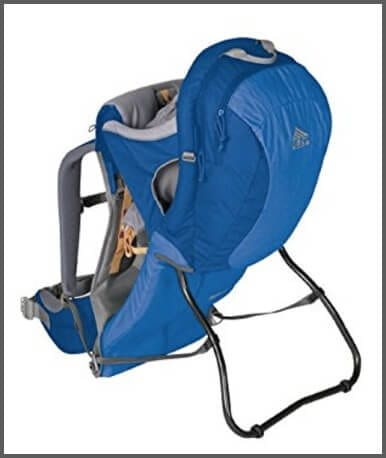 Kelty Tour 1.0 Child Carrier - one of the best travel gear for kids