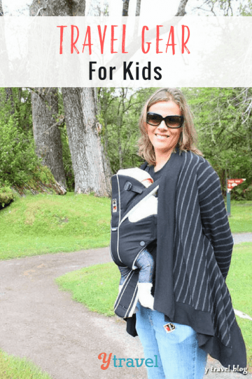 The Best Travel Gear for Kids - 30 Items to Keep Them Happy and Safe!