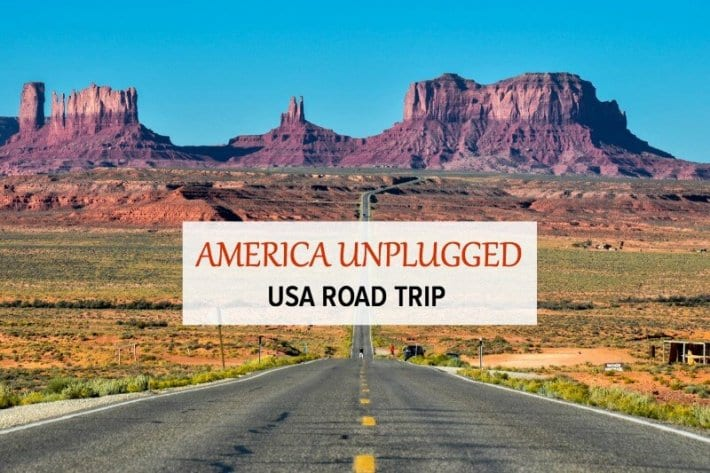 Join our America Unplugged USA road trip across all 50 states