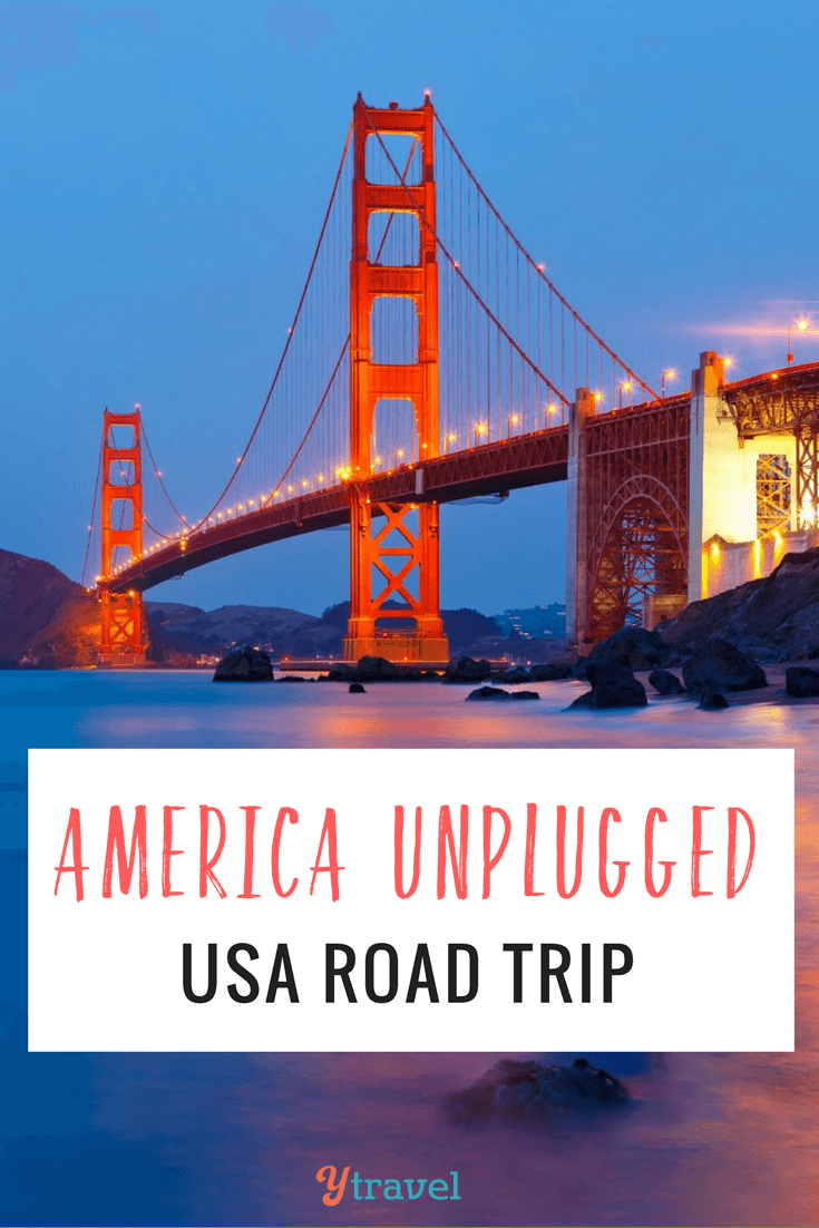 Follow our USA Road Trip across all 50 states. One family of 4 from Australia. We're calling it America Unplugged and we want you to help shape our journey. Learn more inside!