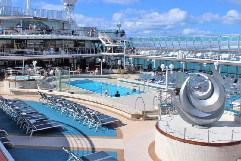 21 reasons to go on a round the world cruise for Around the world cruise ship