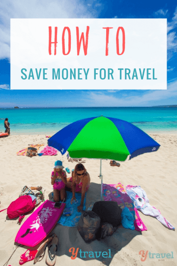 Insider tips on how to save money for travel. Let us guide you on how to reduce your living expenses, get rid of any bad debt, and save for your dream trip.