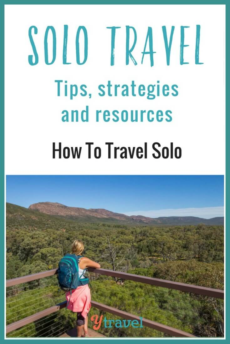 Thinking of travel solo? Get expert tips, strategies and resources on how to travel solo, especially for women traveling alone!