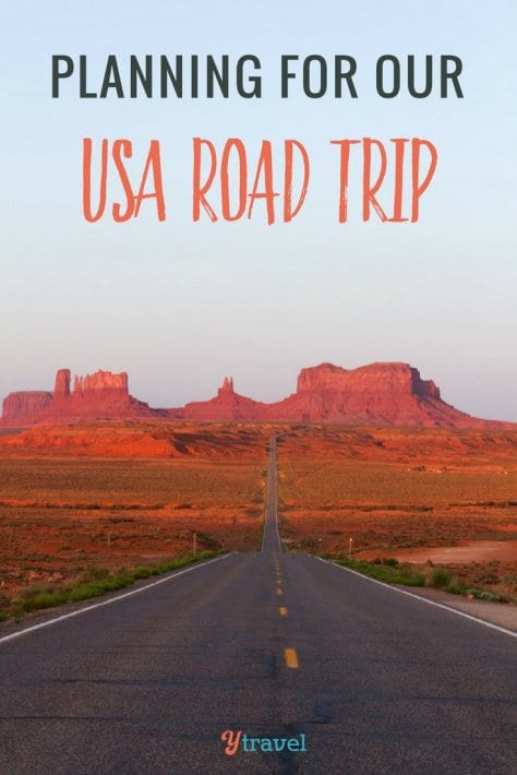 The steps we're taking in planning a USA road trip. Our road trip across the USA is for three years! Many things to prepare for US travel. This list will help you. Click to read more and happy Pinning!