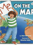 books for kids about maps