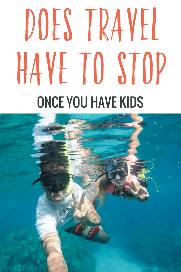 Does travel have to stop once you have kids? Surprisingly many people think that family travel is not a reality. We'll give you some travel with kids tips so you can continue your passion for travel with your kids. Happy Pinning!