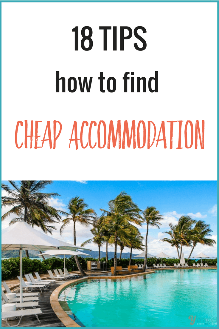 Finding cheap accommodation can help you keep more money in your pocket for spending on travel experiences. Check out these 18 tips on how to find cheap accommodation, plus learn about the best hotel booking sites!