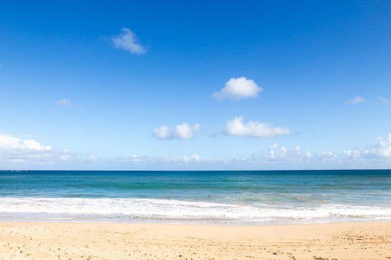 Paia Beach on the Road to Hana in Maui, Hawaii