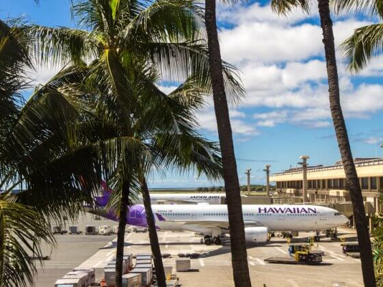 Flying to Hawaii from Australia with Hawaiian Airlines