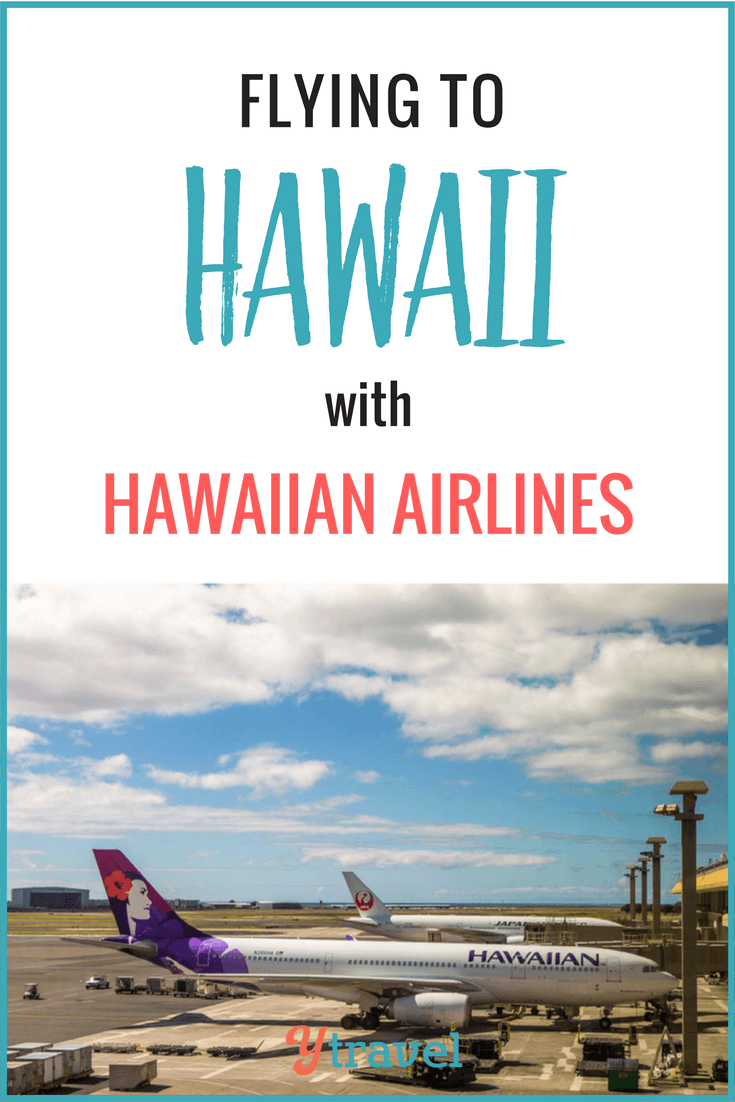 Our first time flying to Hawaii with Hawaiian Airlines and we loved breaking up the long flight from Sydney to LA, plus all the other benefits of Hawaiian Air. See our tips and video inside!