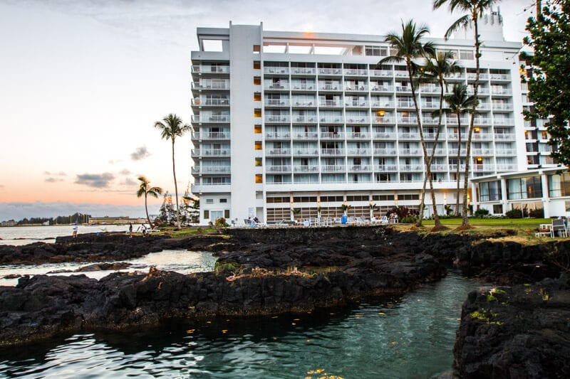 Grand Naniloa Hotel, a Doubletree by Hilton in Hilo, Big Island Hawaii