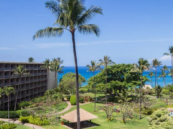 Kaanapali Beach Hotel, Maui, Hawaii