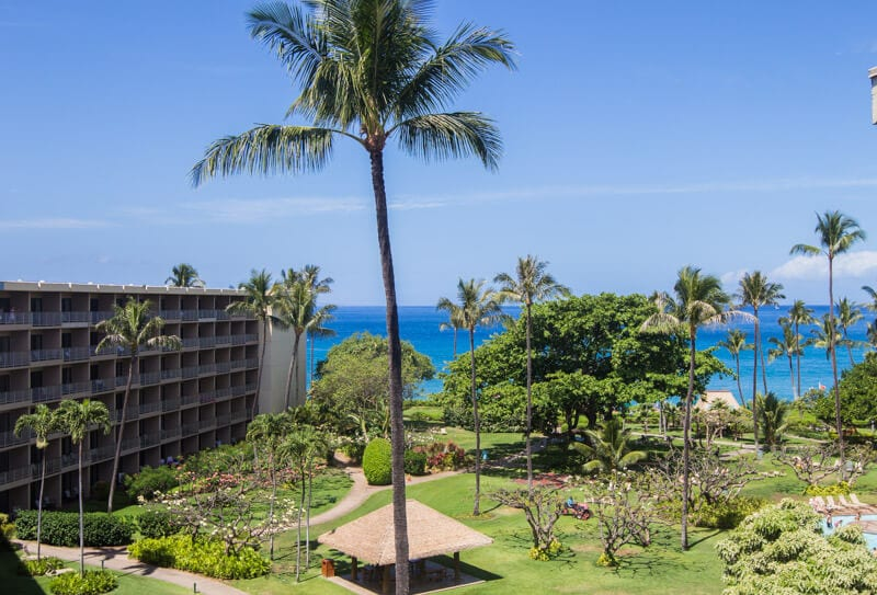 Staying At Relaxing Ka Anapali Beach Hotel Maui Video