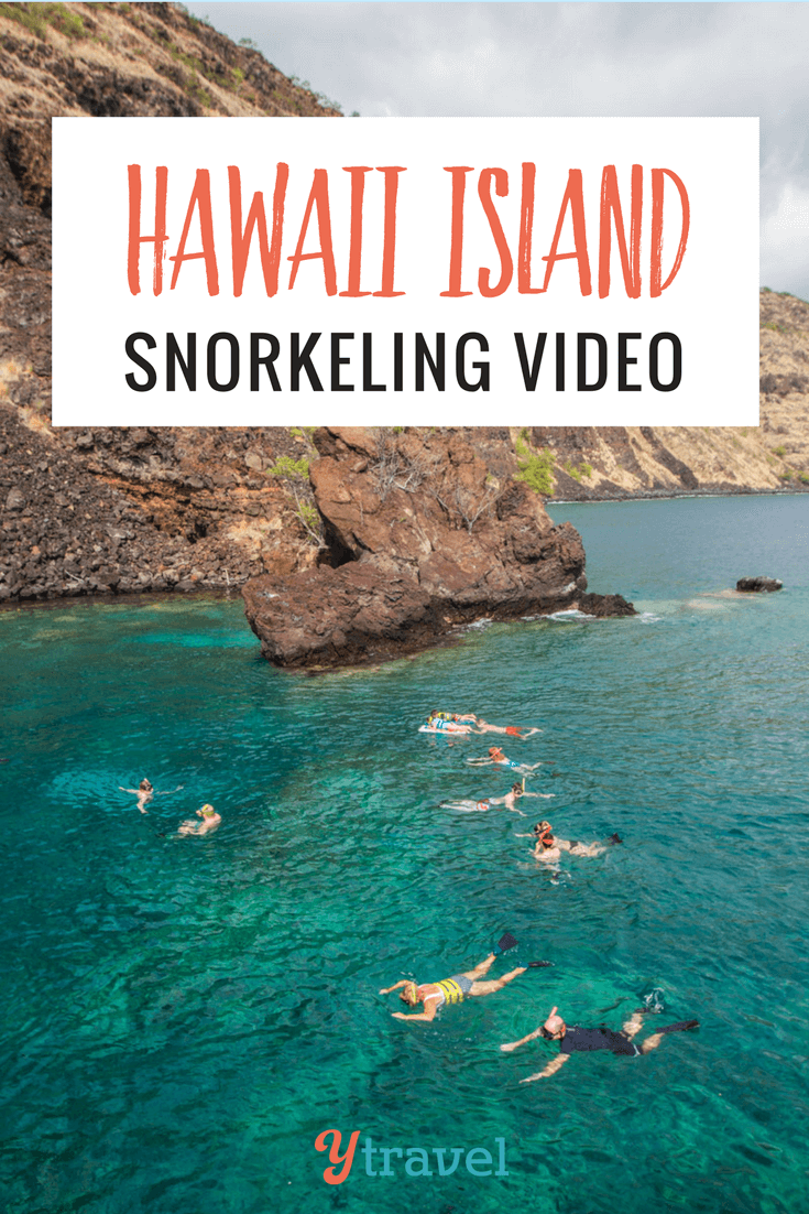 Hawaii Video - Snorkeling In Hawaii with Kids at Kealakekua Bay with Fairwind Cruises