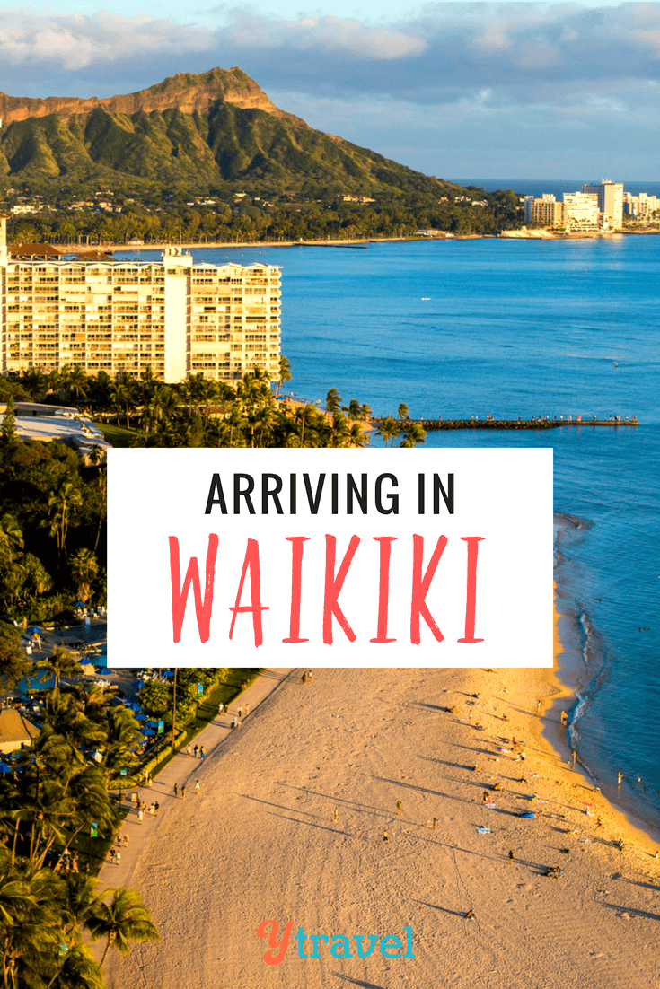 Video - arriving in Waikiki to kick off our USA trip. See us fly over with Hawaiian Airlines, experience Waikiki Beach, the Hilton Hawaiian Village, a submarine and a Luau.