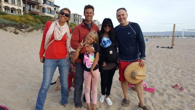 Johnny Jet and Natali Discalia Manhattan Beach