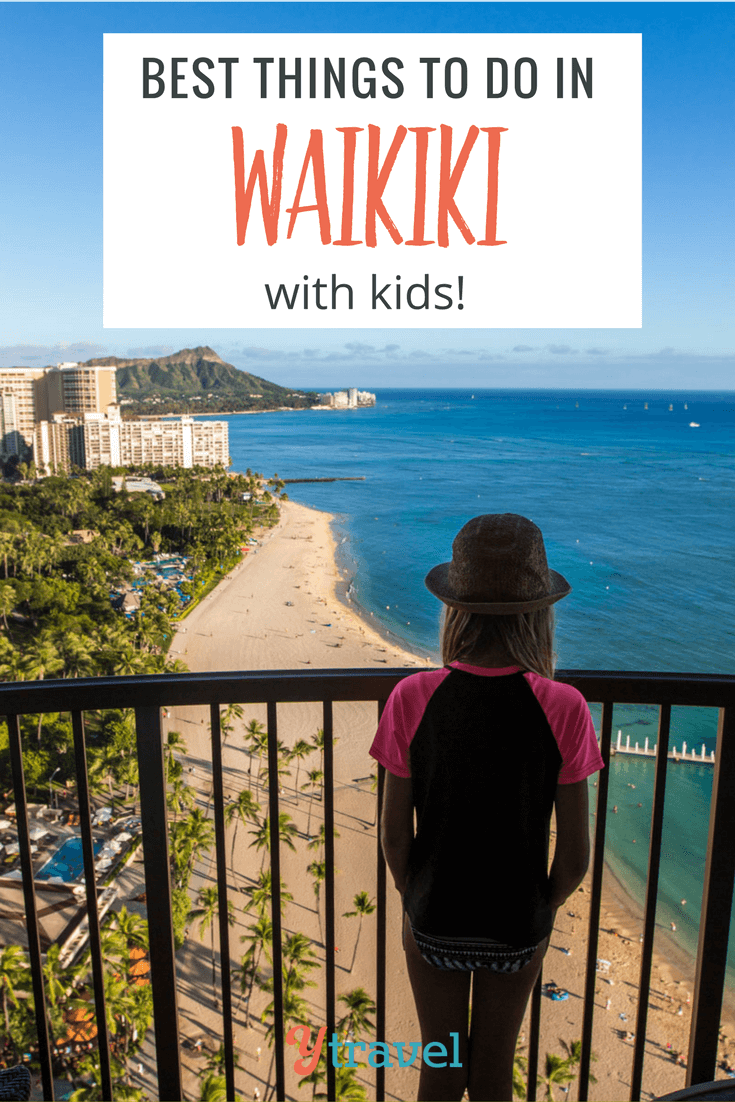 Planning to visit Waikiki on a family vacation? Check out this list of the best things to do in Waikiki with kids. Plus tips on where to eat and stay!