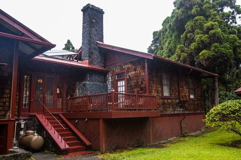 Hale Ohio Cottage - where to stay at Volcanoes National Park, Hawaii