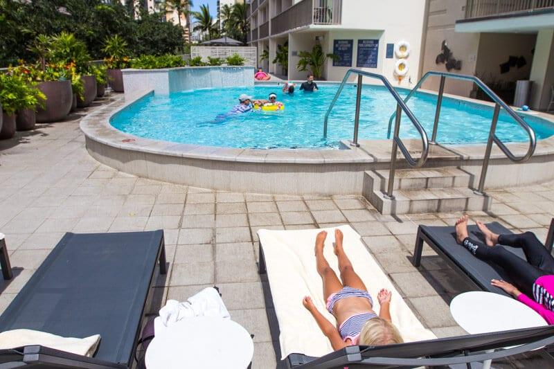 Hilton Garden Inn, Waikiki Beach