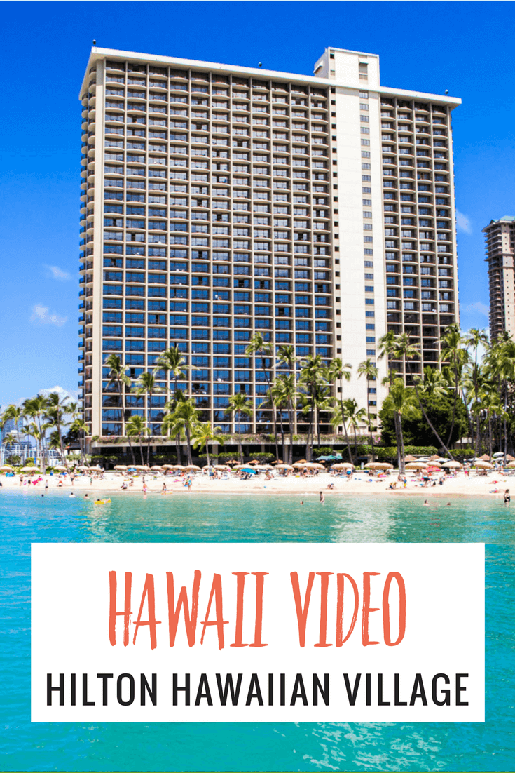 The Hilton Hawaiian Village is the best kid-friendly hotel in Waikiki Beach and has everything you need for a family vacation in Hawaii. Watch as we show you around.