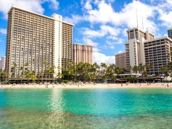 Hilton Hawaiian Village - best place to stay in Waikiki with kids