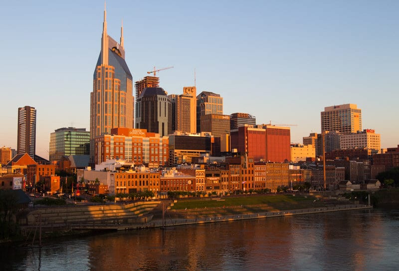 Nashville - one of the best places to visit in Tennessee