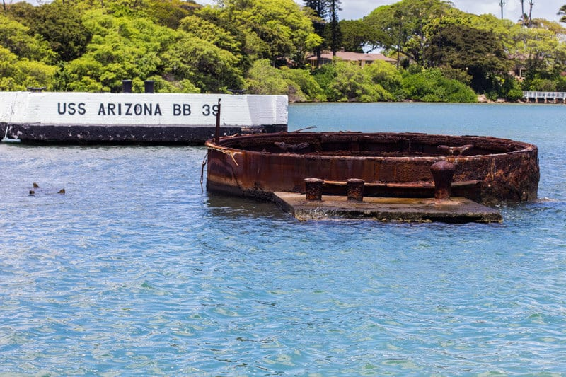 Pearl Harbour Tour - one of the best things to do in Waikiki with kids