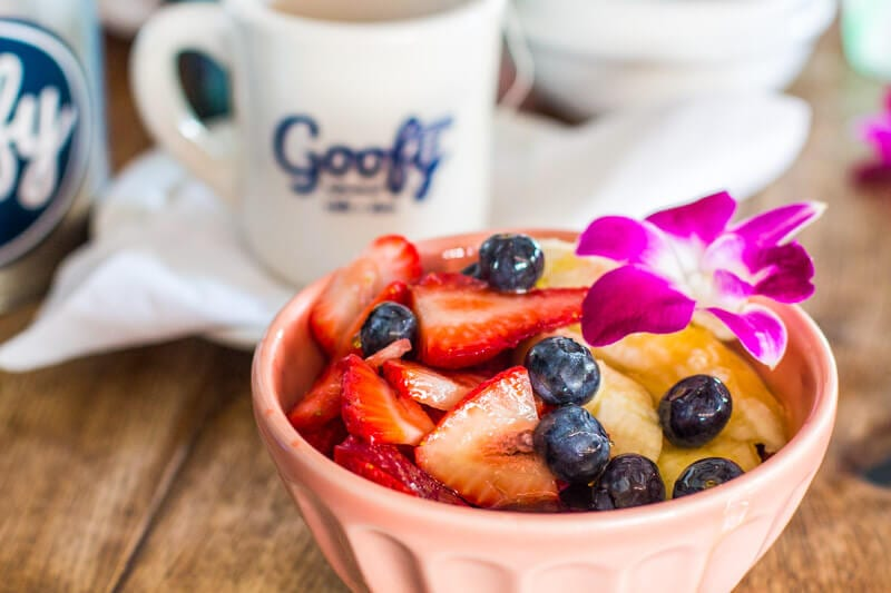Goofy Café & Dine - one of the best places to eat in Waikiki