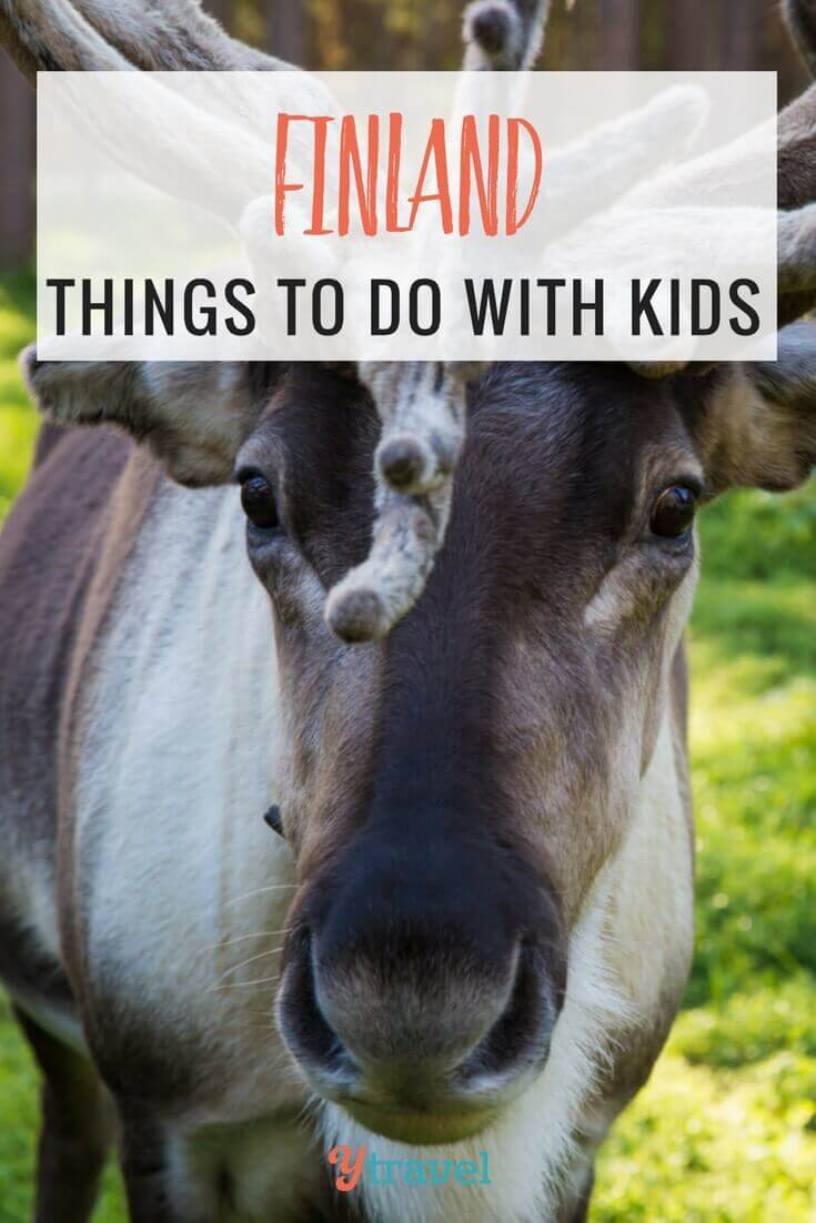 No matter what time of year you visit there are lots of activities and things to do in Finland with kids. This is one adventure the whole family will enjoy.