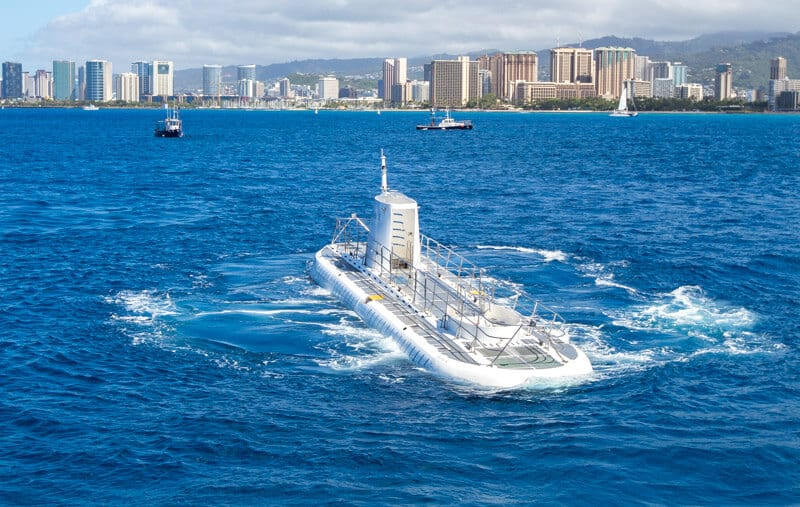 Atlantis Submarine - one of the best things to do in Waikiki with kids