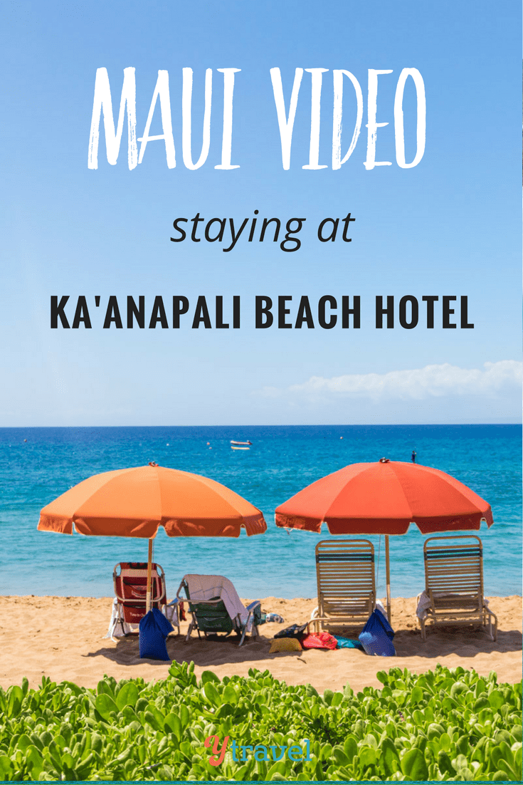 The Ka'anapali Beach Hotel is a great place to stay in Maui. Check out this video!