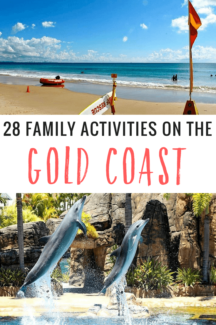 Our list of 28 things to do on the Gold Coast for families has activities and adventure for kids (and parents) of all tastes and all ages.
