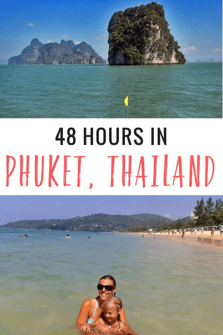 Looking for things to do in Phuket? Our travel guide highlights how to spend 48 hours in Phuket including a little indulgence, culture and eating.