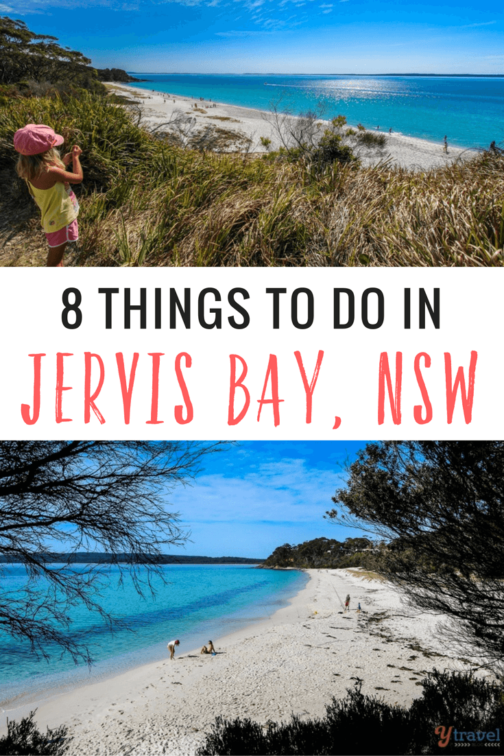 "Jervis Bay is magical. Every now and then, you'll discover a region in Australia that hits the ""oh wow"". Here are 8 things to do in magical Jervis Bay."