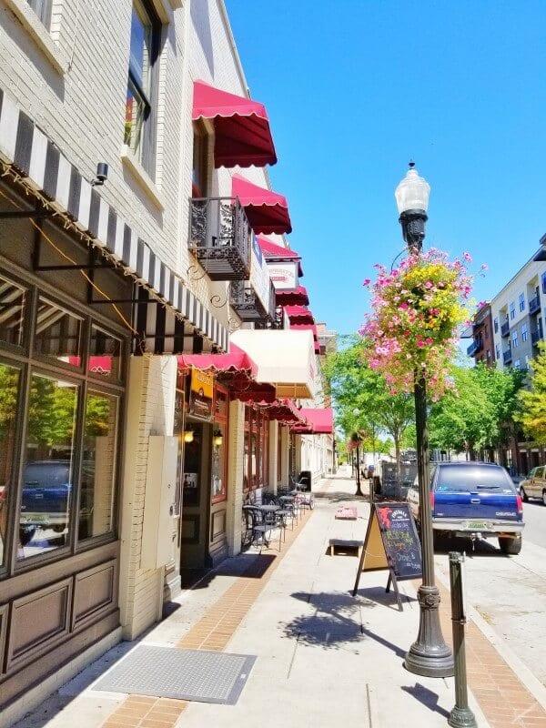 Downtown Huntsville Alabama (1)